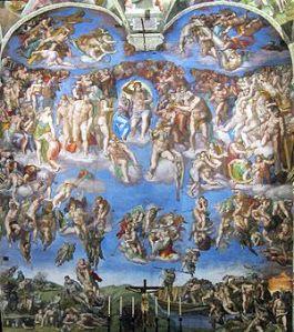 Michelangelo-Giudizio_Universale